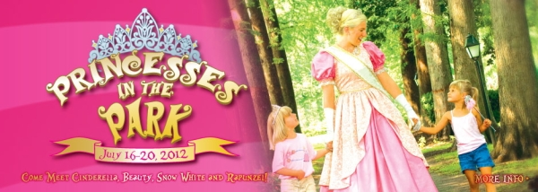 Princessess in the Park